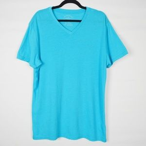 American Eagle Outfitters Men's Vneck Tee, Size L